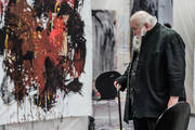 Hermann Nitsch 2014 in Kolbermoor