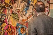 Abschlussausstellung Lüpertz Meisterkurs und Hauptstudium 2015