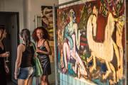 Ausstellung Lüpertz Sommerwoche 2015