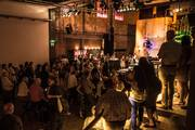 Free Jazz Konzert mit TTT und Lüpertz