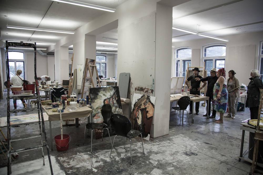 Atelier U16 AdBK Kolbermoor