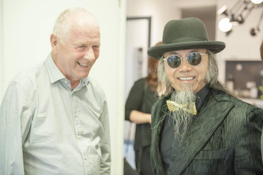 Rupert Fegg und Da Huang