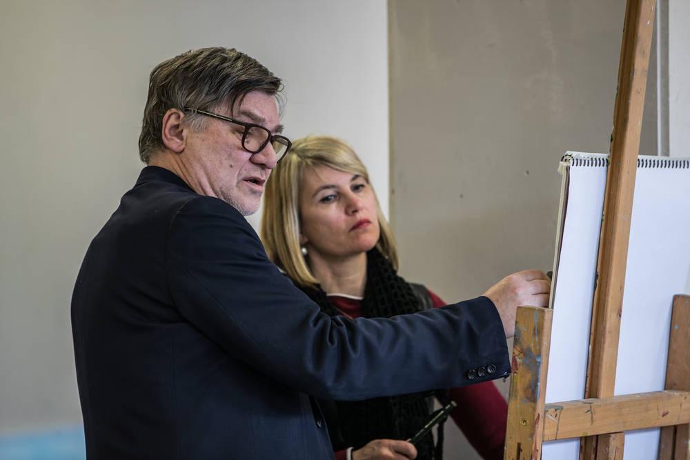 Prof. Siggi Anzinger in Kolbermoor