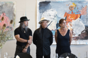 Zhuo Brothers 2018 Ausstellung 2